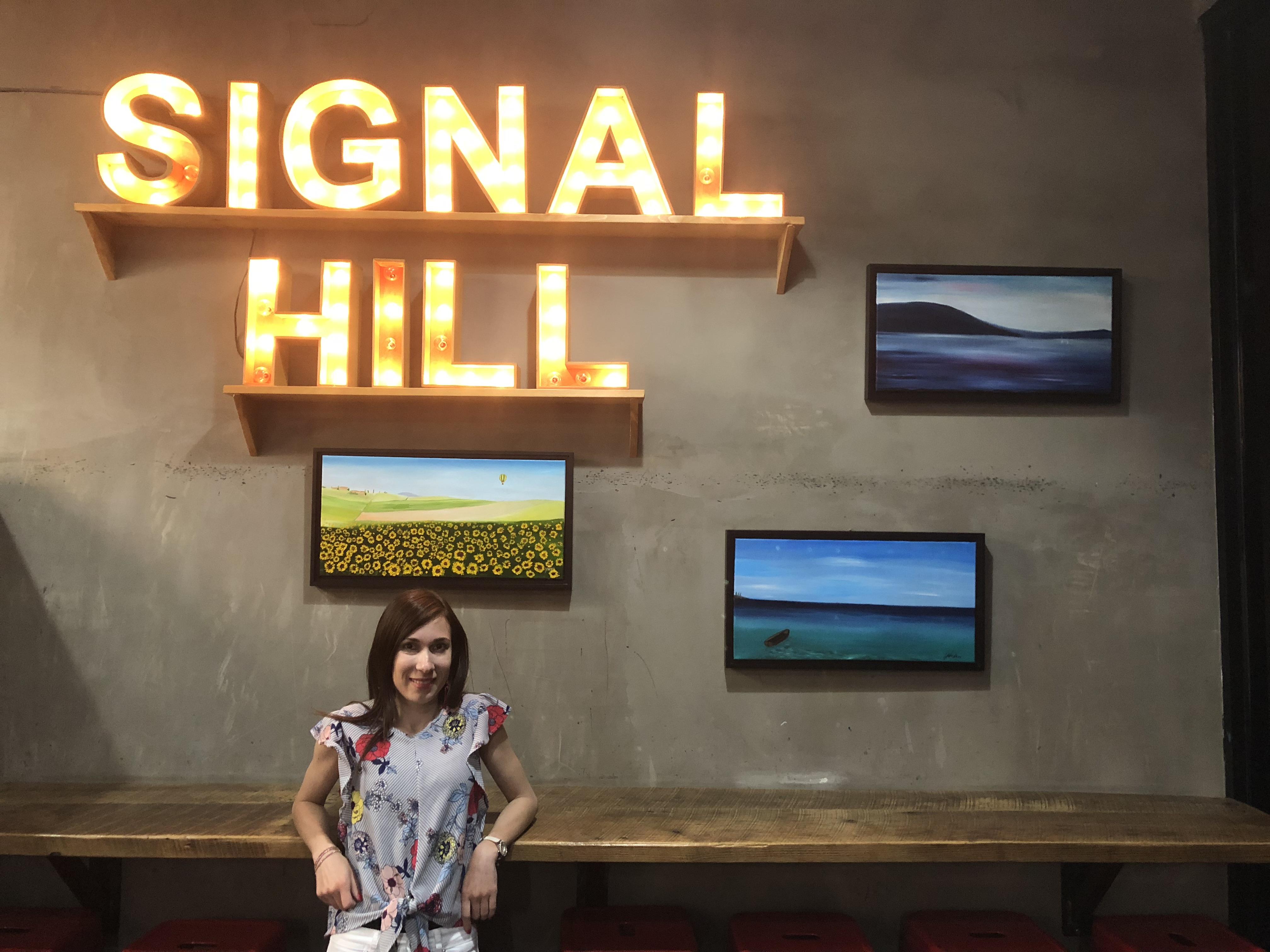 YleniaMino Installation in Signal Hill